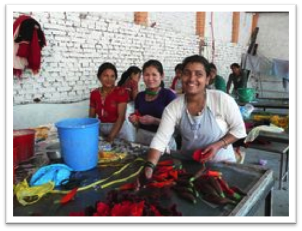 Nepal Producers of Fair Trade Products for Paper High
