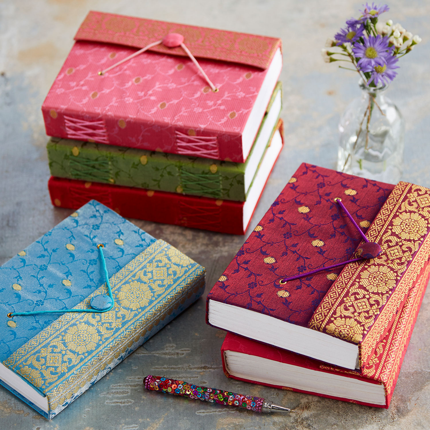 Sari Notebooks & Journals