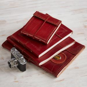Classic Leather Photo Albums