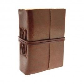 Mini Plain Leather Journal