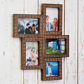 Fair Trade Alia Multi Photo Frame