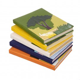 Eco Maximus Large Ele Dung Notebooks