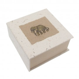 Elephant Dung Notecube