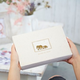 Personalised Elephant Dung Photo Album