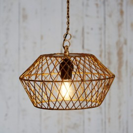 Hema Metal Wire Pendant Light