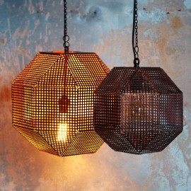 Icosi Pendant Light