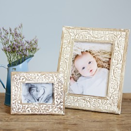 Iksu Wooden Photo Frame