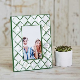 "Fair Trade Kajol Photo Frame 6"" x 4"""