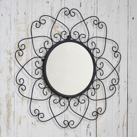 Malaika Wire Mirror