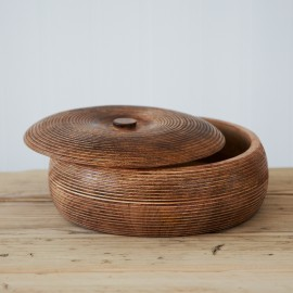 Large Makula Mango Wood Bowl