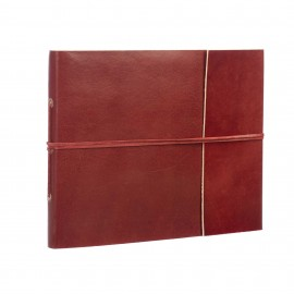 Medium Plain Leather Album