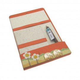 Eco Maximus Ele Dung Stationery Set