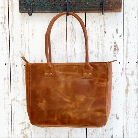Haath Leather Bag - Reworked