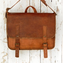 Leather Camera Bag - Reworked
