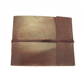 Small Plain Leather Album