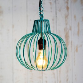Saira Metal Wire Pendant Light