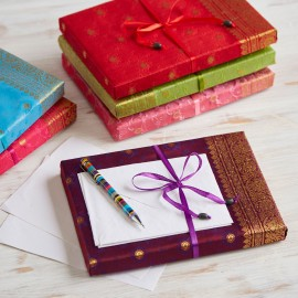 Sari Stationery Set