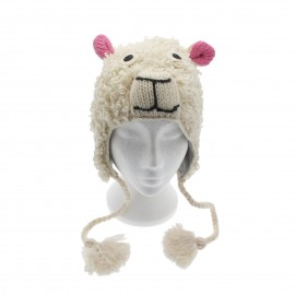 Sheep Woollen Animal Hat