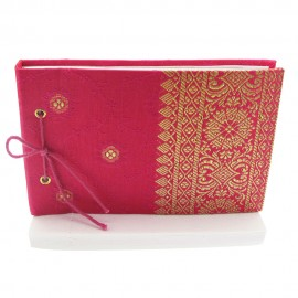 Small Sari Notepad
