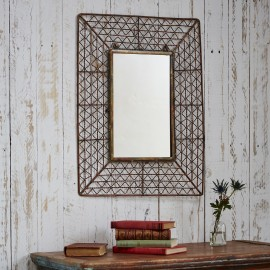 Soha Industrial Effect Mirror