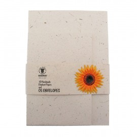 Eco Max Sunflower A5 Stationery Set