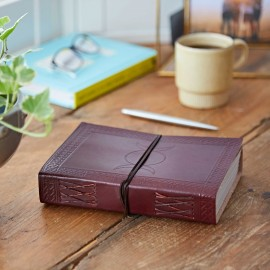 Three Moon Leather Journal