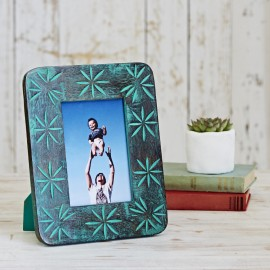 "Varsha Mango Wood Photo Frame 6"" x 4"""