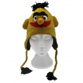 Bert Woollen Animal Hat