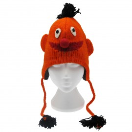 Ernie Woollen Animal Hat