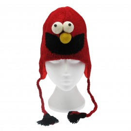 Elmo Woollen Animal Hat