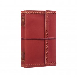 Extra Large Stitched Leather Journal