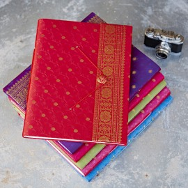 Extra Large Sari Photo Album