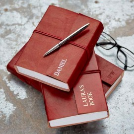 Personalised Large Leather Journals (Large to XXL)