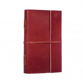 XXL Plain Leather Journal