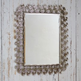 Zanie Rectangular Wire Mirror