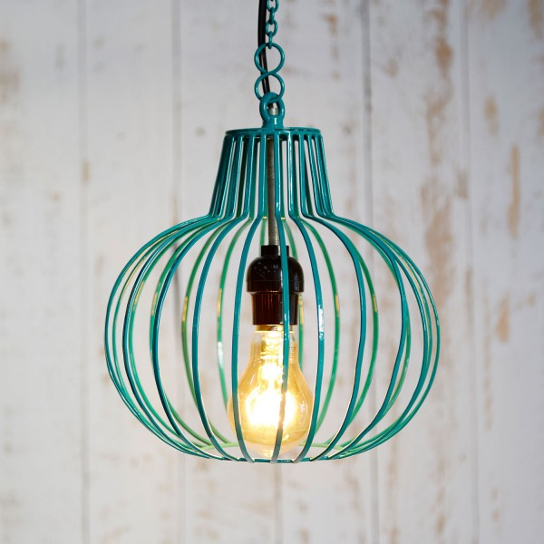 Saira Metal Wire Pendant Light | Paper High